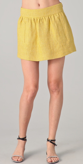 Theory Luvetta Skirt