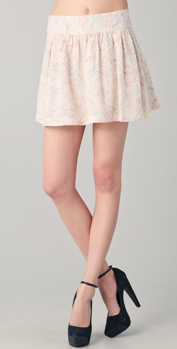 Theory Luvetta NP Skirt