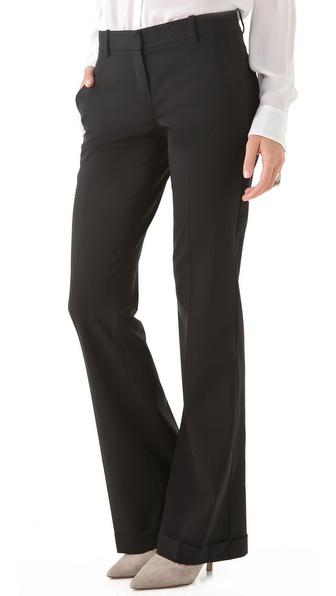 Theory Lauren Tailor Pants