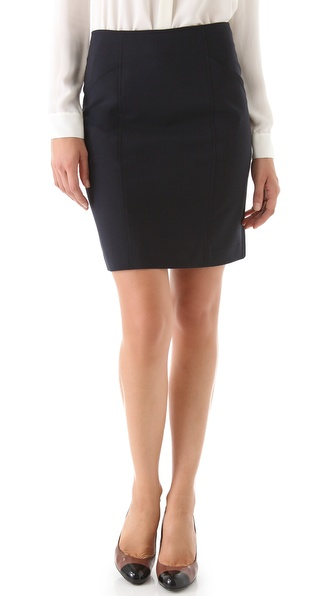 Theory Nuria Tailor Skirt