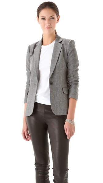 Theory Gabrielle Florus Blazer