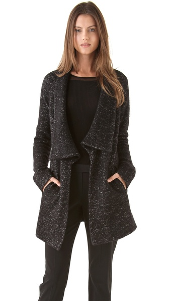 Theory Clarania Brittania Coat