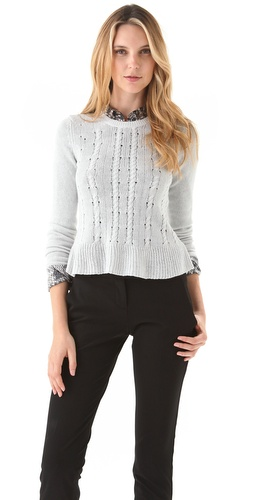 Shop Theory Maglyn Loryelle Sweater and Theory online - Apparel,Womens,Sweaters,Pull_Over, online Store