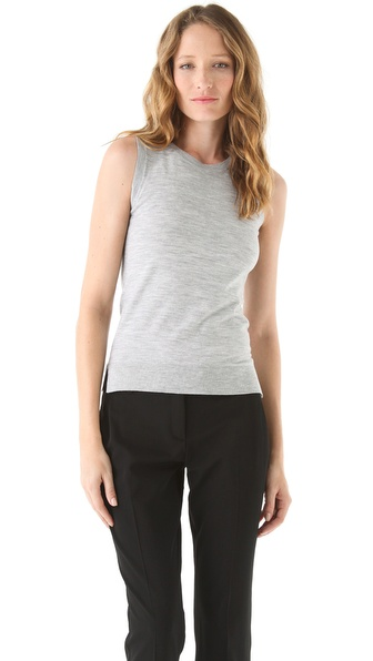 Theory Chaz Evian Stretch Top