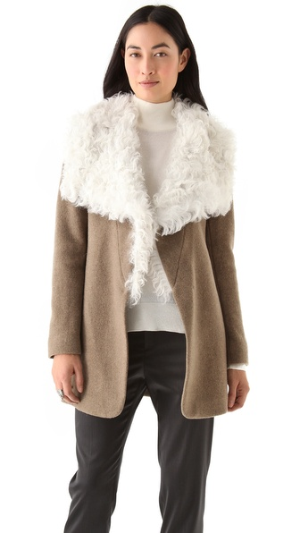 Theory Troyda Amazing Coat