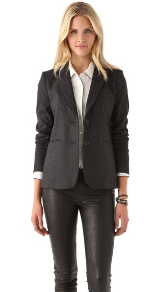 Theory Topaz Galen Blazer