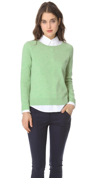 Theory Abner C Cashmere Sweater