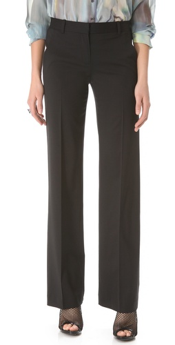 Theory Nenna Trousers at Shopbop.com