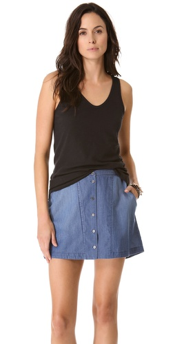 Theory Khitta Tank Top at Shopbop.com