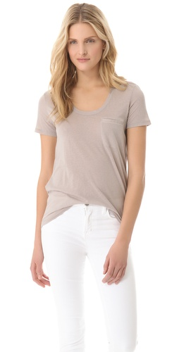 Theory Rovita Tee at Shopbop.com