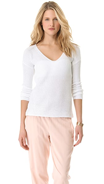 Theory Dafna Pullover Sweater