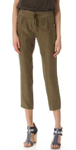 Theory Sidonia T Pants at Shopbop.com