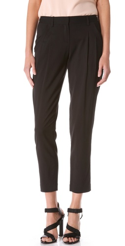 Theory Yogan Pants at Shopbop.com