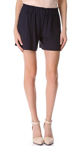 Theory Teeto Shorts