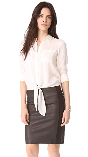 Theory Orencia Blouse