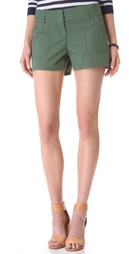 Theory Lesia Shorts at Shopbop.com