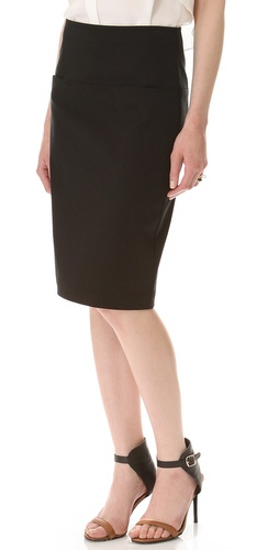 Theory Clea Knee Skirt at Shopbop.com