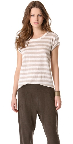 Theory Lisso Tee at Shopbop.com