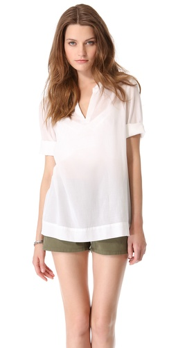 Theory Hellio Shirt at Shopbop / East Dane