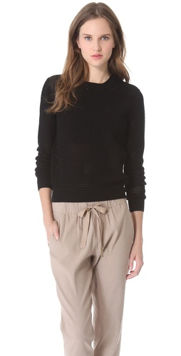Theory Hannalor CR Sweater