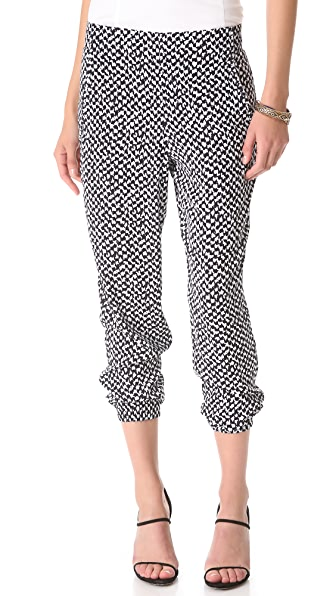 Theory Persha Draped Pants