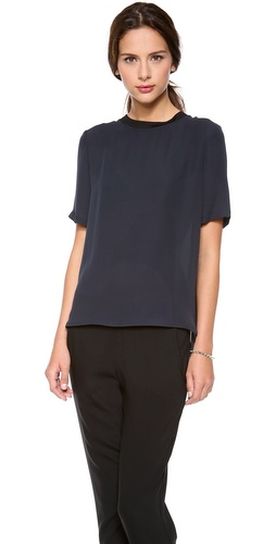 Theory Klima Blouse at Shopbop / East Dane