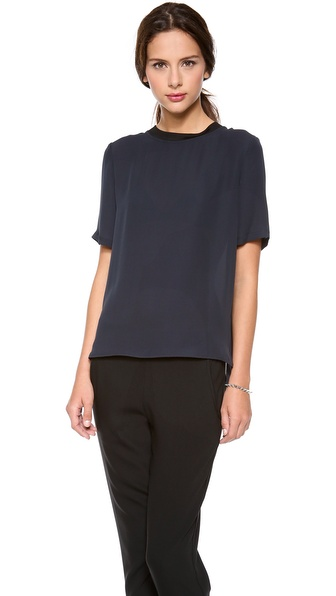 Theory Klima Blouse