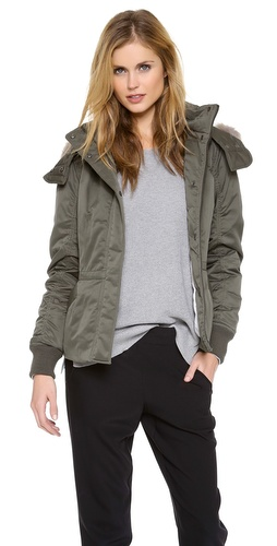 Theory Dalili Parka at Shopbop / East Dane