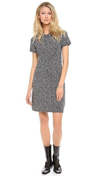 Theory Cecile B Tweed Dress