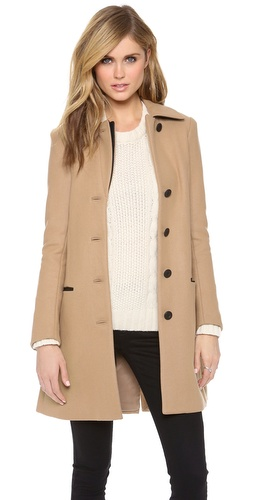 Theory Gazella Coat at Shopbop / East Dane