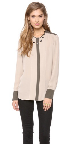 Theory Edera CC Blouse at Shopbop / East Dane