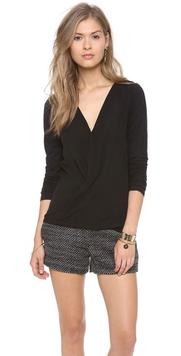 Theory Dariya Blouse at Shopbop / East Dane
