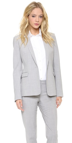 Theory Dancey Wool Blazer at Shopbop / East Dane