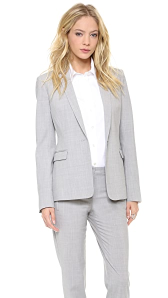 Theory Dancey Wool Blazer
