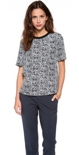 Theory Klima Fern Valley Top at Shopbop / East Dane