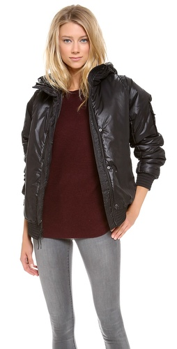 Theory Strider Puffer Jacket at Shopbop / East Dane