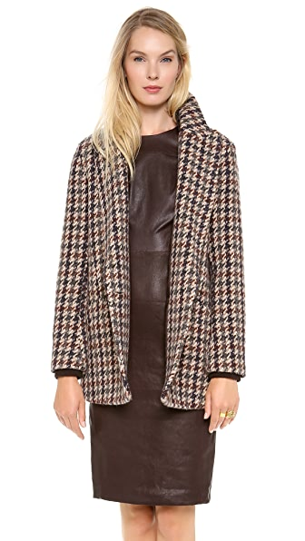 Theory Danvey Lowell Coat