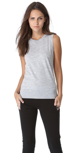 Theory Kralla Sleeveless Sweater at Shopbop / East Dane