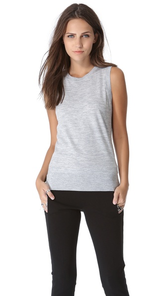 Theory Kralla Sleeveless Sweater