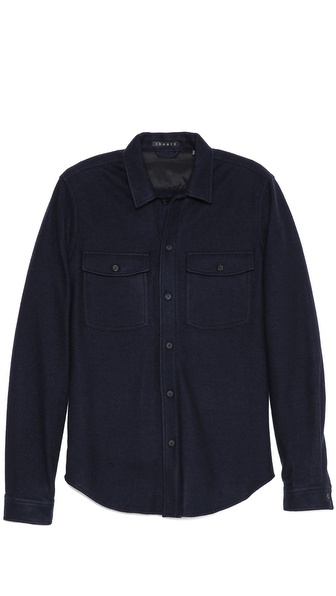 Theory Vago Overshirt