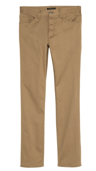 Theory Haydin Twill 5 Pocket Pants