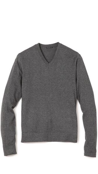 Apologies Leiman V Neck Sweater