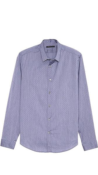 Theory Stephan Fieldspar Dress Shirt