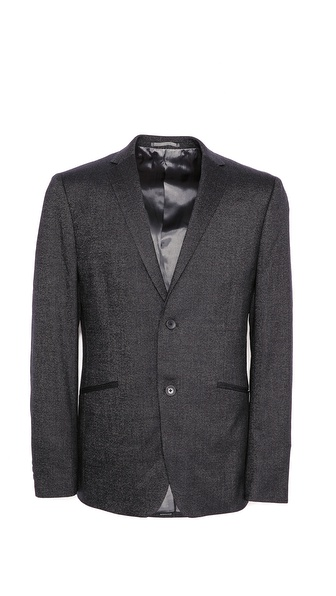 Theory Rodolf Wolcott 2B Suit Jacket