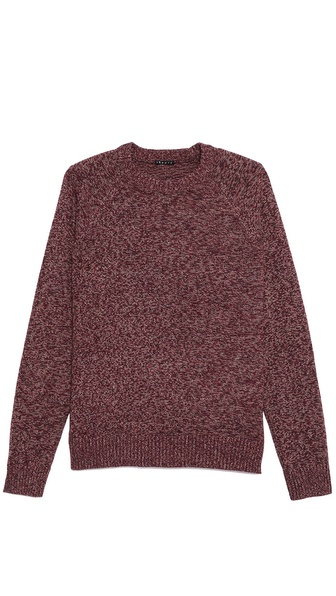 Theory Raglan Crew Neck Sweater