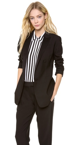 Theory Kapture Kevina P Blazer at Shopbop / East Dane