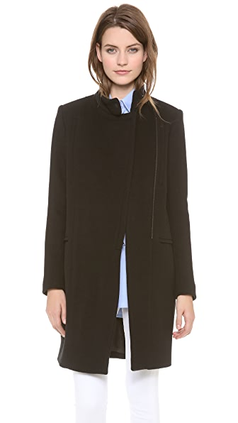 Theory Furl Jessenia Coat