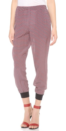 Theory Cubes Arai Pants at Shopbop / East Dane