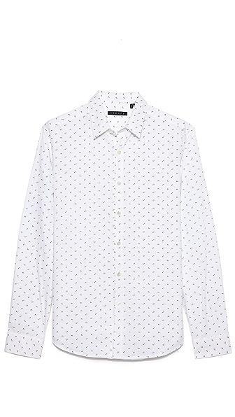 Theory Zack PS Thorn Shirt