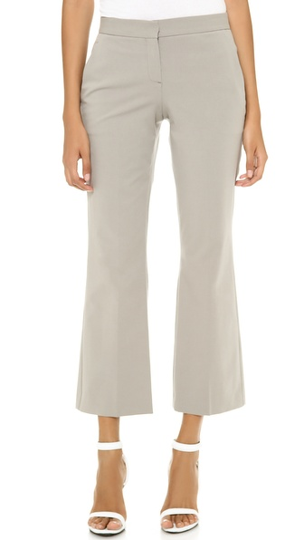 Theory Checklist Light Benetta Pants